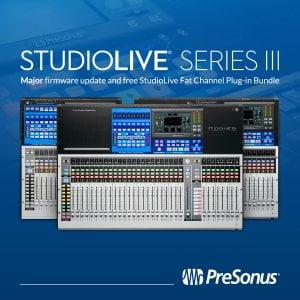 PreSonus StudioLive Series III