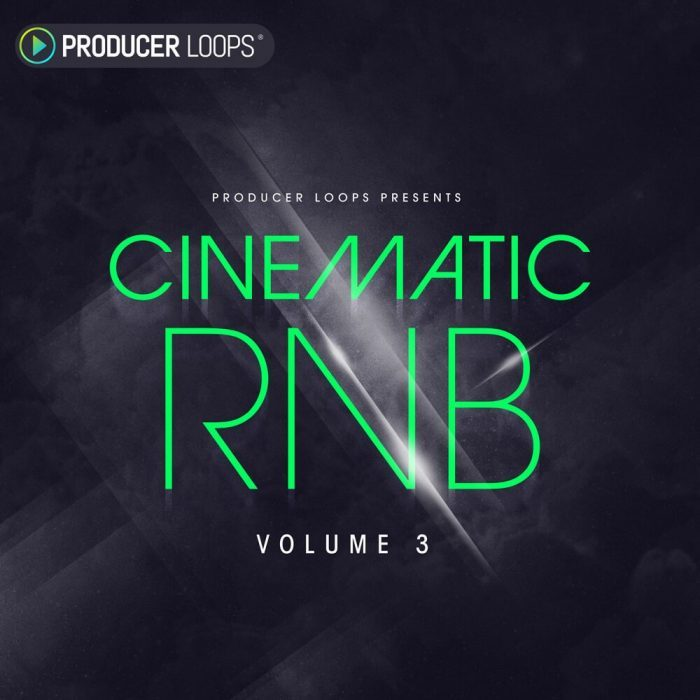 Producer Loops Cinematic RNB Vol 3