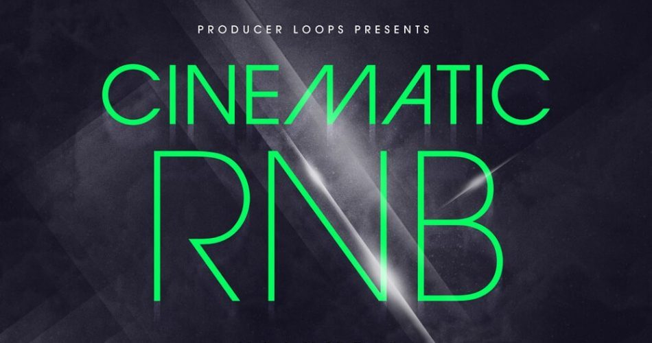 Producer Loops Cinematic RNB Vol 3