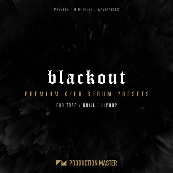 Production Master Blackout for Serum
