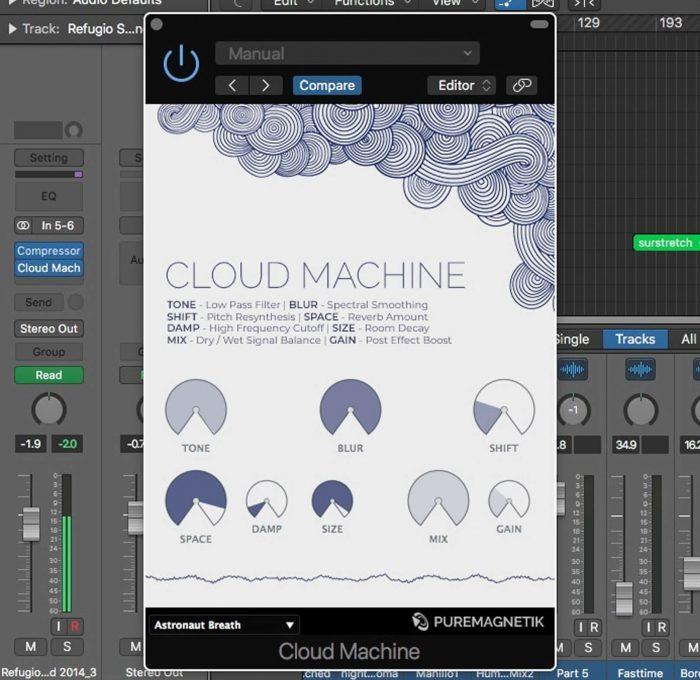 Puremagnetik Cloud Machine