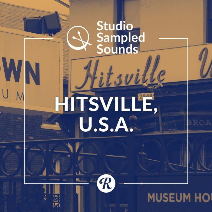 Reverb Studio Sampled Sounds Drums Vol 1 Hitsville USA