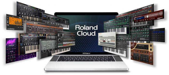 Roland Cloud AAX