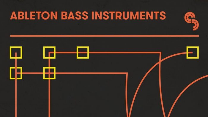 Samle Magic Ableton Bass Instruments 560
