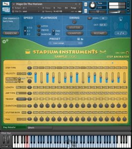Sample Logic Stadium Instruments