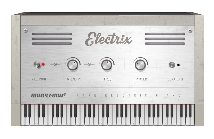 Sampleson Electrix plugin