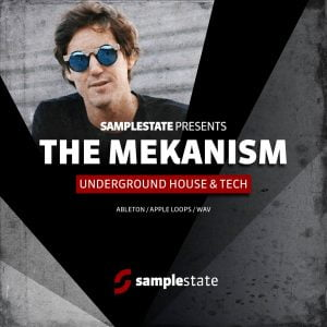Samplestate The Mekanism
