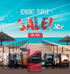 Soundiron Kontakt Player Sale – 30% OFF until July 8th!