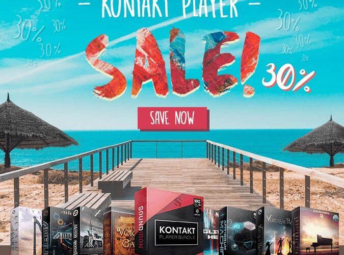 Soundiron Kontakt Player Sale