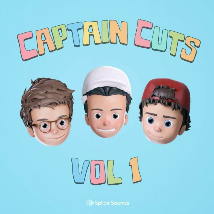 Splice Sounds Captain Cuts Vol 1