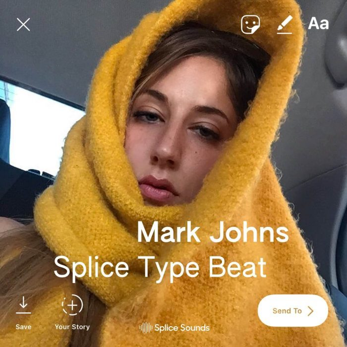 Splice Sounds Mark Johns Splice Type Beat
