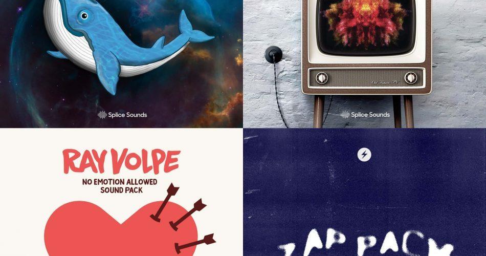 Splice Sounds Oskar Flood, Jordy Dazz, Ray Volpe & Levy Grey