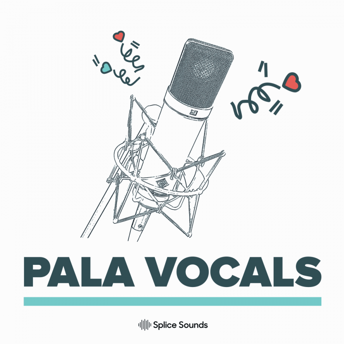 Splice Sounds PALA Vocal Sample Pack