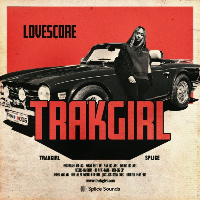 Splice Sounds TRAKGIRL Lovescore