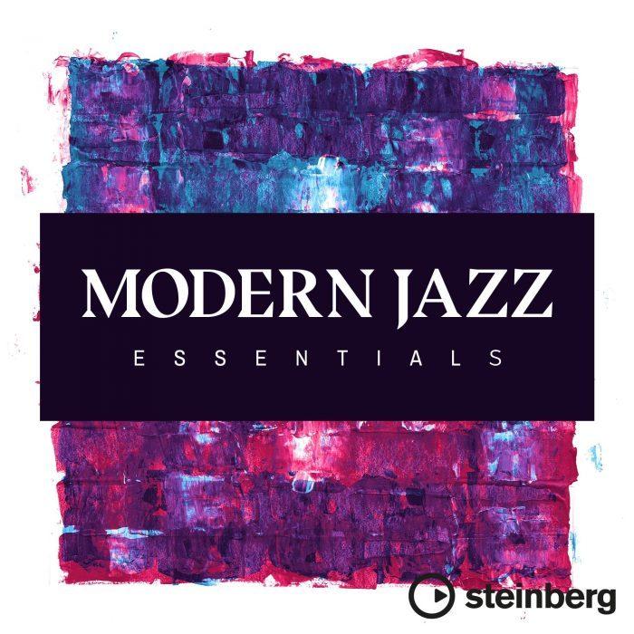 Steinberg Modern Jazz Essentials for Groove Agent