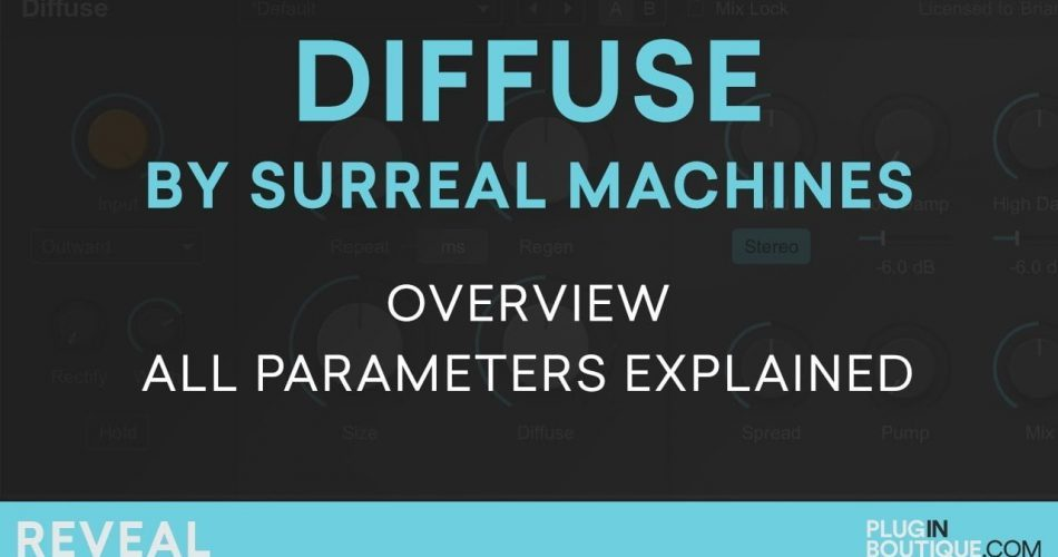 Surreal Machines Diffuse tutorial