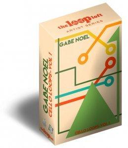 The Loop Loft Gabe Noel Cello Loops Vol 1
