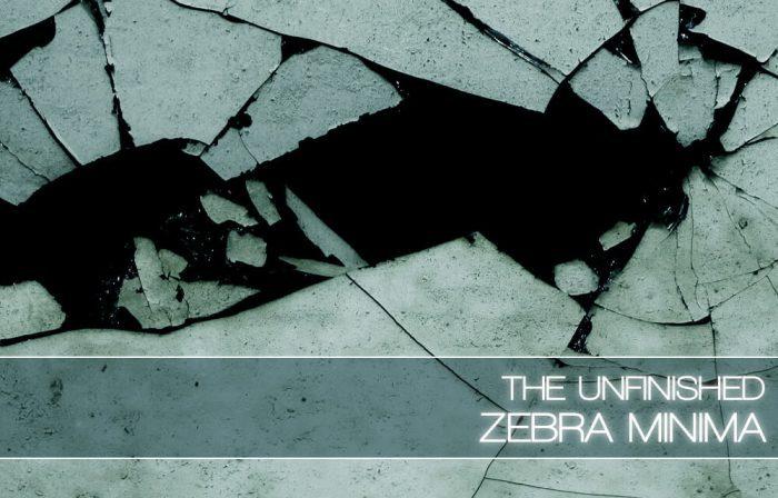 The Unfinished Zebra Minima