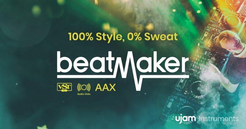 UJAM Beatmaker series