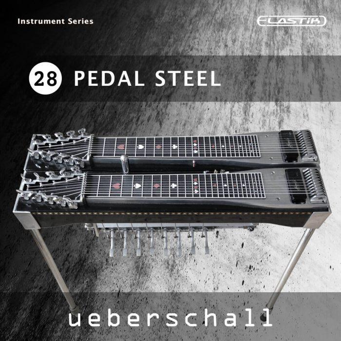 Ueberschall Pedal Steel Instrument Series