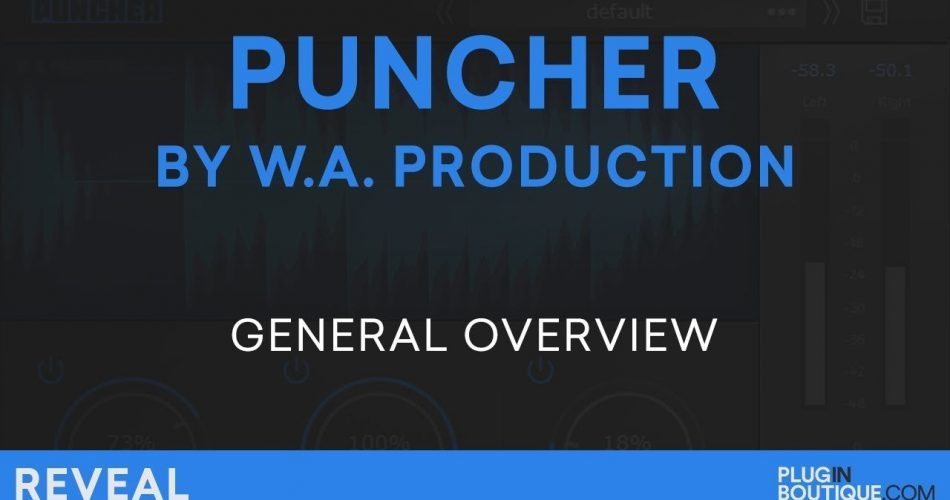WA Production Puncher Reveal video