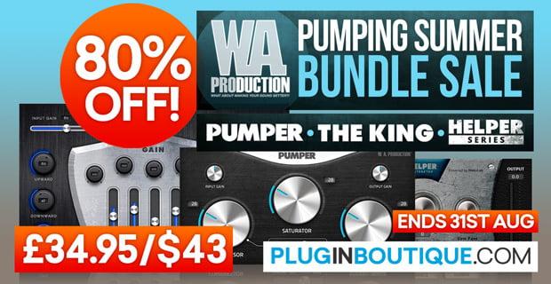 WA Pumping Summer Bundle Sale