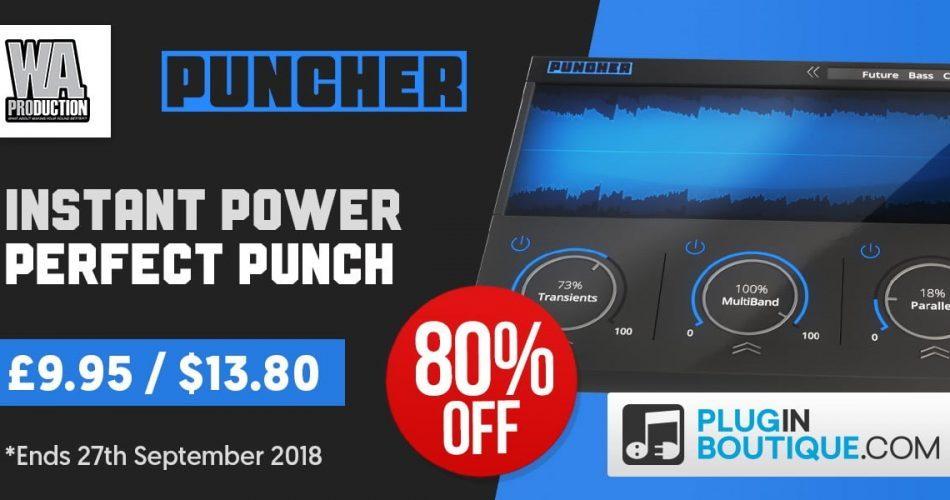 WA Puncher sale