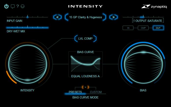 Zynaptiq Intensity 1.2