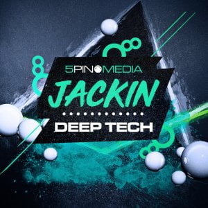 5Pin Media Jackin Deep Tech