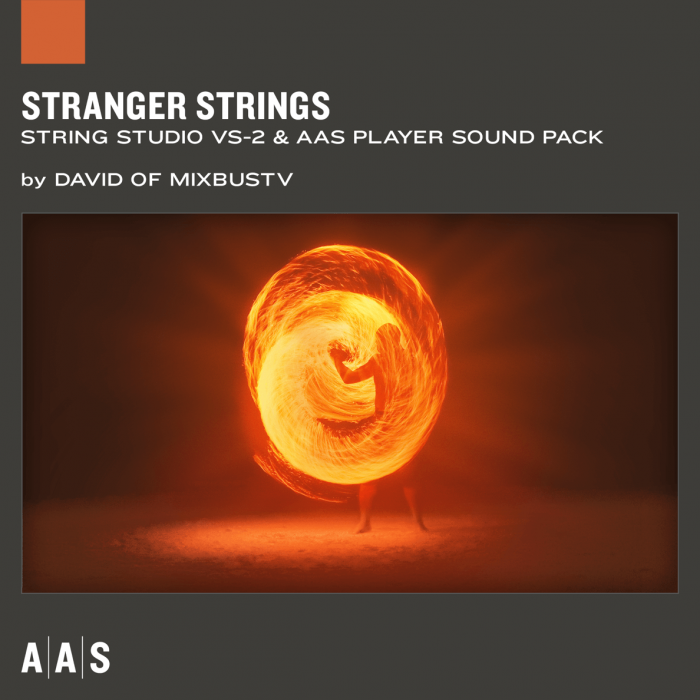AAS Stranger Strings for String Studio VS 2