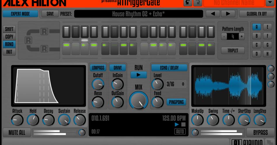 Alex Hilton A1TriggerGate 1.1
