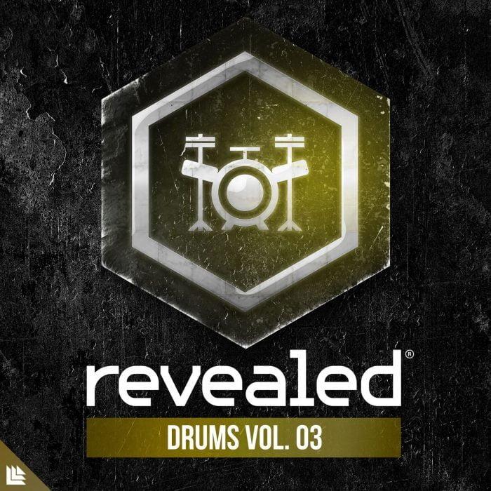 Alonso Sound Revealed Drums Vol 3