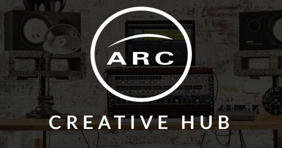 Audient ARC Creative Hub