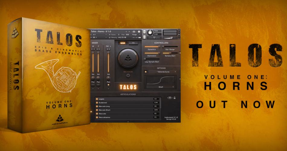 Audio Imperia Talos Vol 1 Horns feat