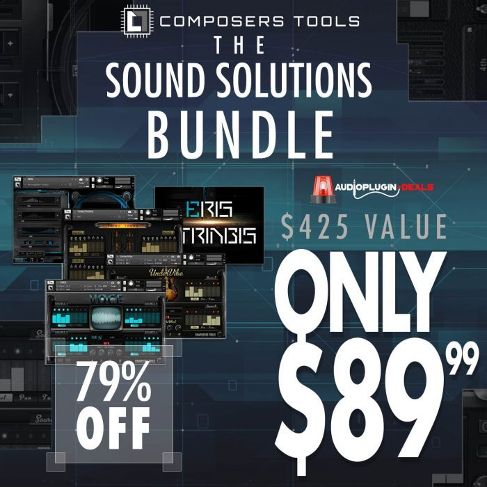 Audio Plugin Deals Composers Tools Bundle