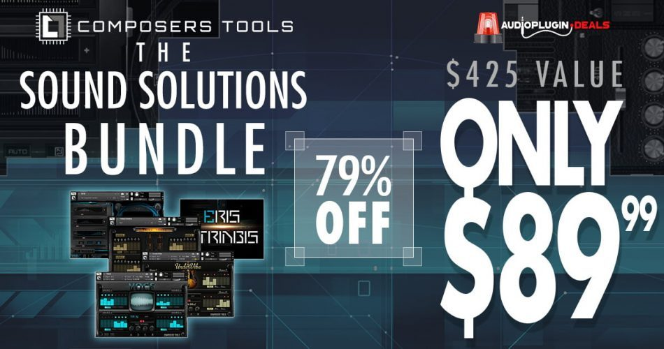 Audio Plugin Deals Composers Tools Bundle feat