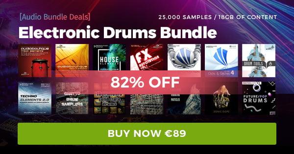 Electronic Drums Bundle