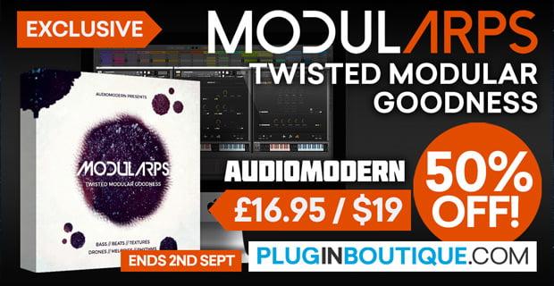 Audiomodern Modularps 50 off