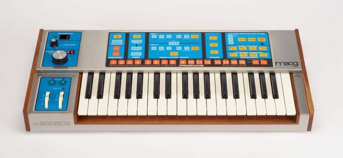 BMF Moog Source