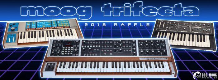 BMF Moog Trifecta Raffle