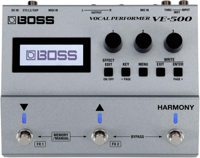 BOSS VE-500 Vocal Performer
