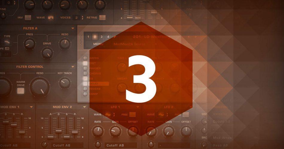 Baltic Audio Sylenth1 Essentials Vol3
