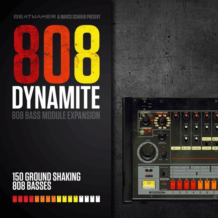 BeatMaker 808 Dynamite by Marco Scherer