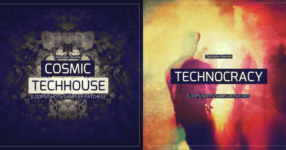 Delectable Records Cosmic Tech House & Technocracy.jpg
