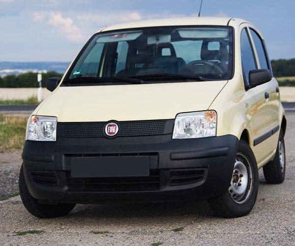 Detunized Fiat Panda