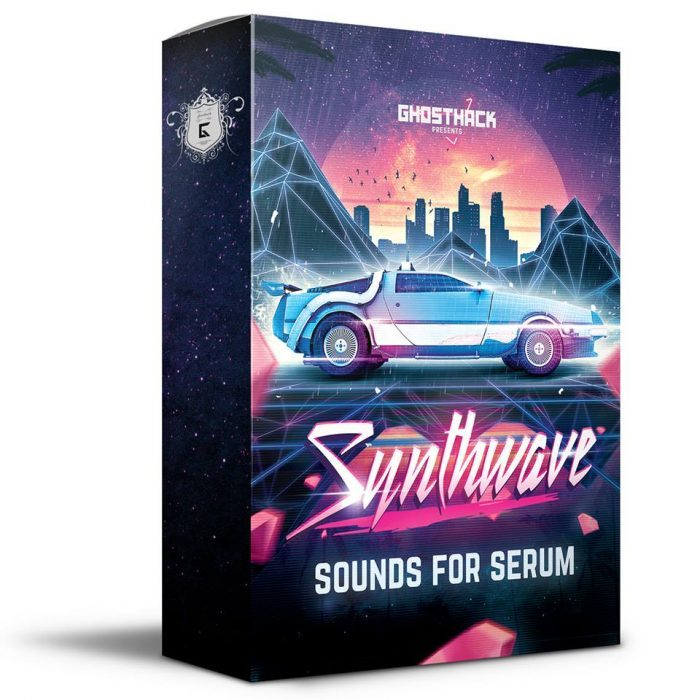 Ghosthack Synthwave Sounds for Serum