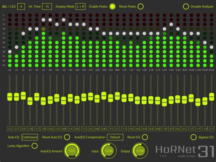 HoRNet Plugins ThirtyOne 1.2