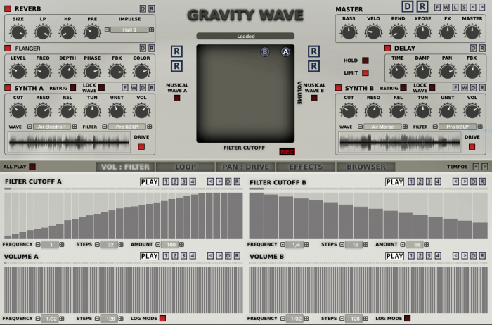 Homegrown Sounds Gravity Wave