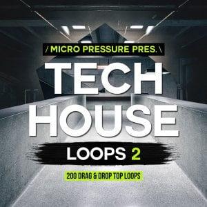 Hy2rogen Tech House Loops 2