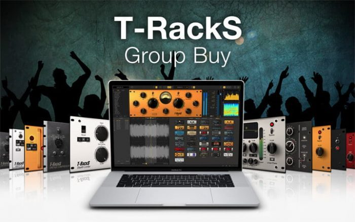IK Multimedia T RackS Group Buy